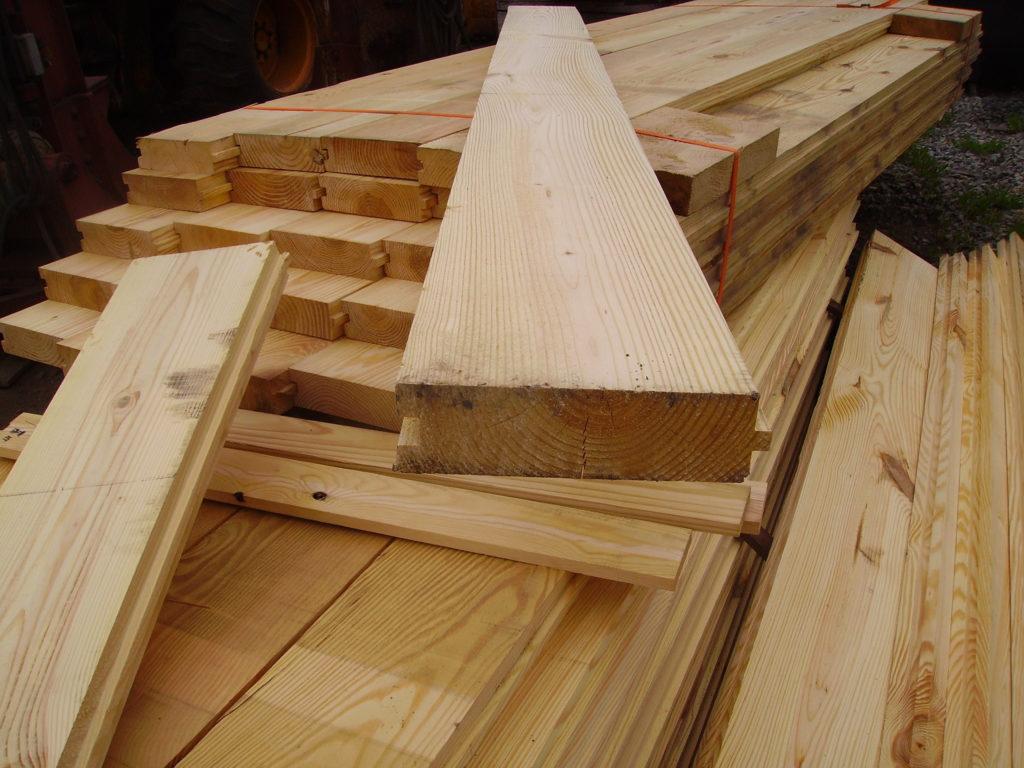 Solid Timbers Glulams And Decking Davis Timber